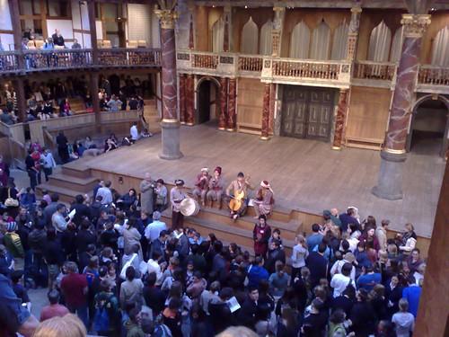 Shakespeare's Globe Theatre, Southbank, London