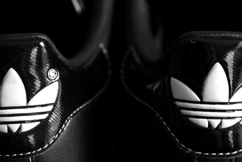 white black monochrome nikon shoes highcontrast smith monotone sneakers trainers stan glossy d200 adidas donovan trefoil fannon rekanize rockthediscontent