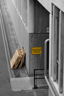 I don't think the pallets are going anywhere | by Unhindered by Talent