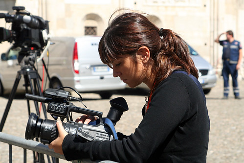 Camera...woman | by Roby Ferrari