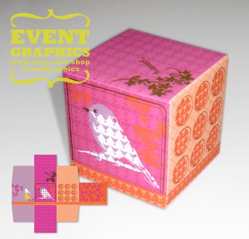 http://www.etsy.com/listing/51542792/pink-elephantdesigner-baby-shower-favor | by EventGraphics