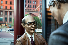 Seward Johnson Sculpture Walking Tour - Albany, NY - 10, Jun - 19 by sebastien.barre