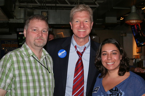 Arlington Young Democrats GOTV Rally | by cliff1066™
