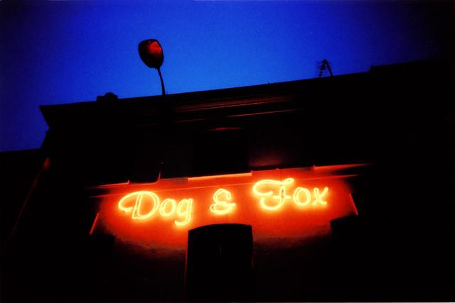 Dog & Fox