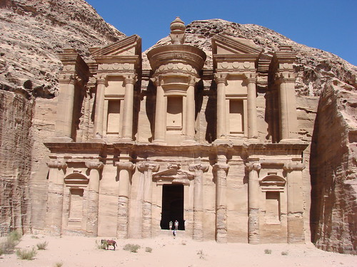 The Monastary at Petra | by watchsmart