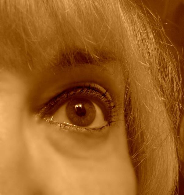 Te regalo mis ojos...