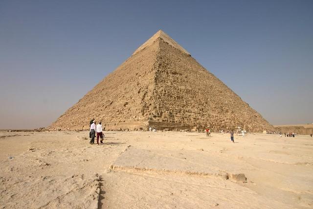Pyramid of Khafre, Giza