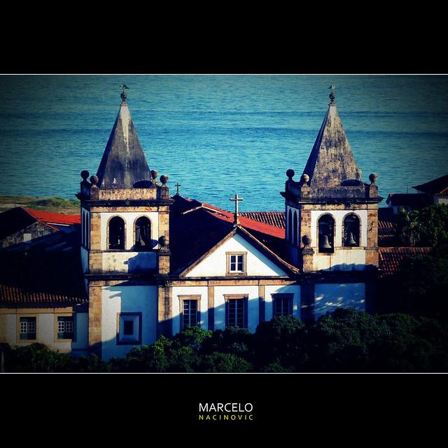 Igreja de São Bento no Rio de Janeiro