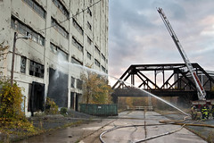 Fire at the Central Warehouse - Albany, NY - 10, Oct - 07.jpg by sebastien.barre