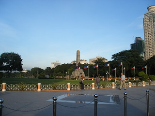 Rizal Monument | by chloe004