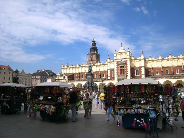 Krakow, Rynek Główny