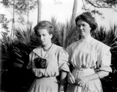 Leona Strauss and Norma Edwards | by State Library and Archives of Florida