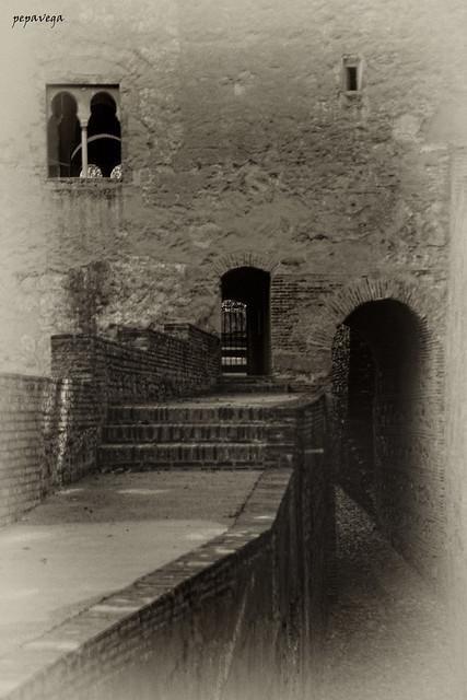 Pasadizos de la Alhambra