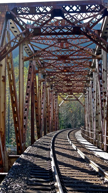 Trestle, Index, Washington, 2010