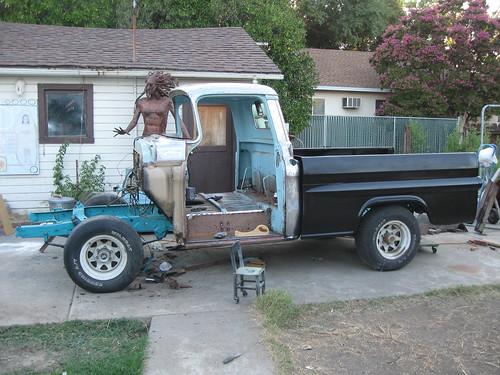 Uli's truck
