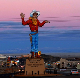 Vegas Vic's cousin, Wendover Will | by BentGuy