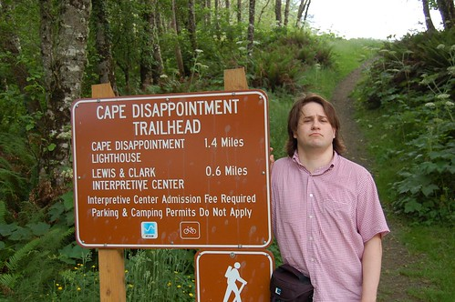 Cape Disappointment is Disappointing | by iotae