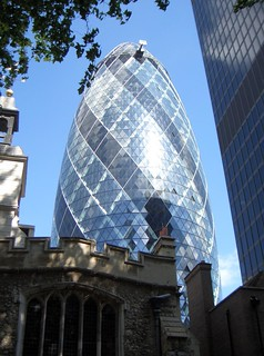 The Gherkin - 30 St Mary Axe London | by .Martin.