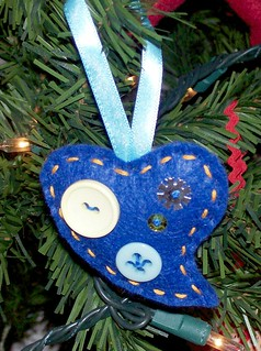 Holiday Ornament Swap- 5th!