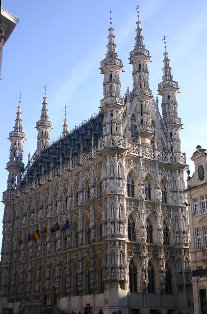 Town Hall, Leuven