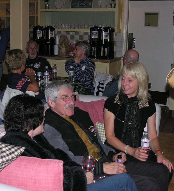 Wine tour 2007 THANK YOU!