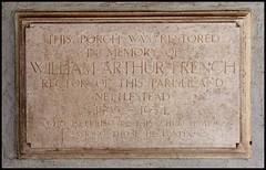 William Arthur French