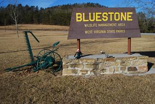 Bluestone Wildlife Management Area   by Bitmapped