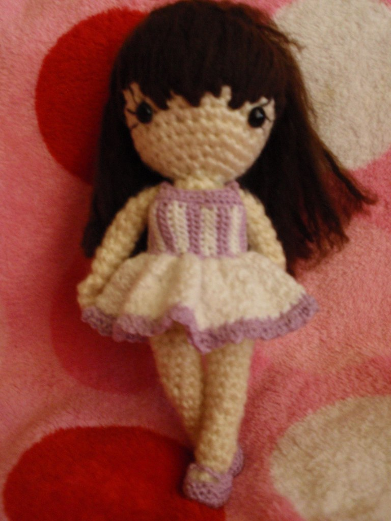 Ravelry: Curly Doll Hair pattern by Alisha Robinson | 1024x768