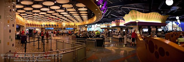 171/365 - Disney Pop Century Cafe Panorama