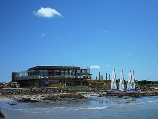 harbour pavilion