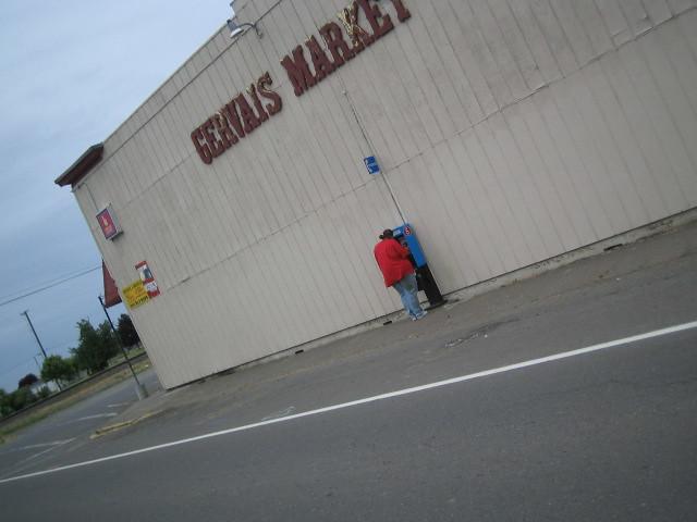 Gervais market by daylight