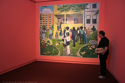 documenta 12 | Kerry James Marshall / Garden Party | 2003-2007 | Neue Galerie | by A-C-K