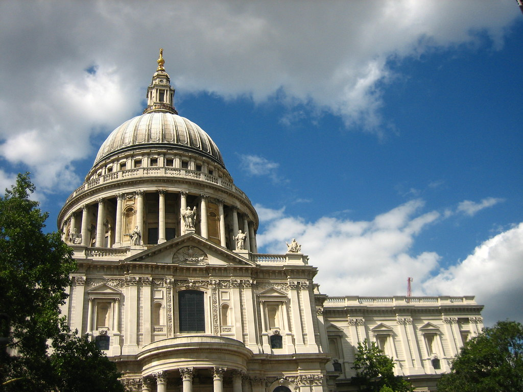 St Paul's - Designed by Christopher Wren in the 17th century… - Flickr
