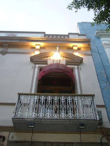 Balcones de Puebla