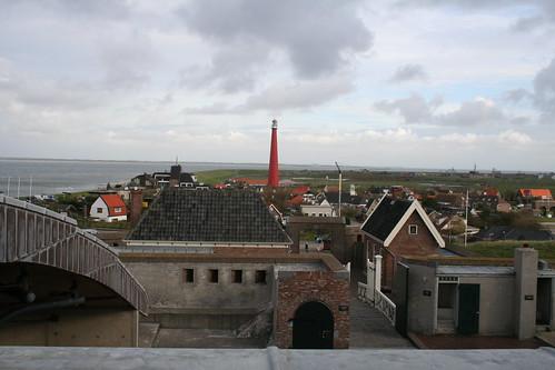 Fort Kijkduin Den Helder   by ernohannink