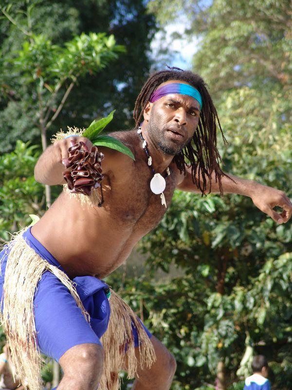 Torres Island's dancer
