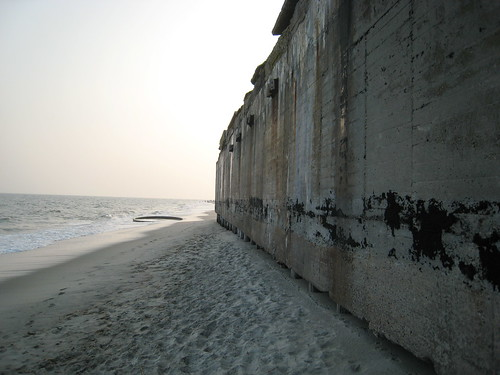 Cape May Point: Old Military Bunker | by Adam Kuban