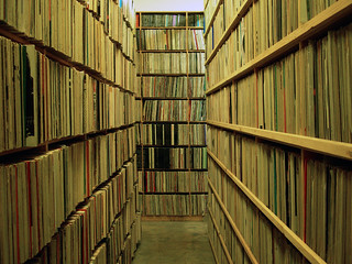 The Record Collector, Los Angeles | by TV DiSKO