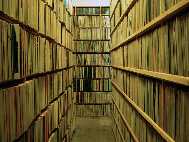 The Record Collector, Los Angeles