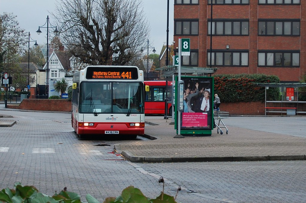 Route 441 Abellio Surrey Bus Staines Steve Poole Flickr