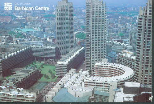 postcard barbican | by owenhatherley
