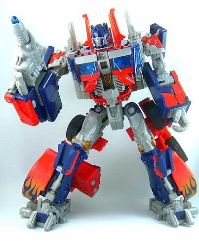 Transformers Optimus Prime - modo robot (Movie leader) | by mdverde