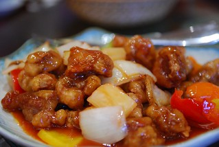 Sweet and Sour Pork - East East AUD18.50 | by avlxyz
