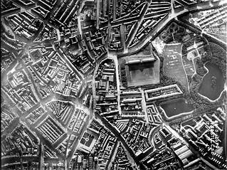 Newcastle City Centre 17.9.1917