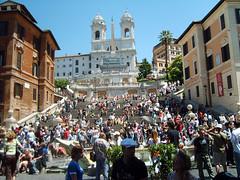 Italia- Roma - Plaza España | by Cony Fu