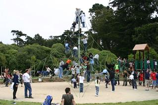 Children's Playground, Golden Gate Park, 7-15-2007