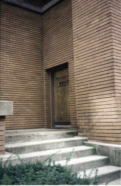 Buffalo, NY:  William R. Heath House