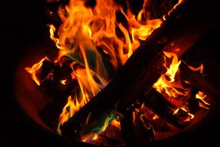 Fire | by johncestaro