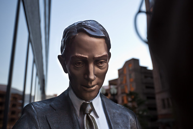 Seward Johnson Sculpture Walking Tour - Albany, NY - 10, Jun - 20
