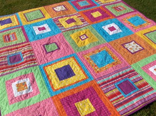 Summer Quilt 3 | by BusyQuiltMom